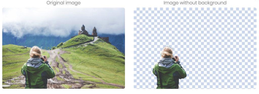 jak usunąć tło zdjęcia